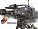 Hi-end Video Production Camera